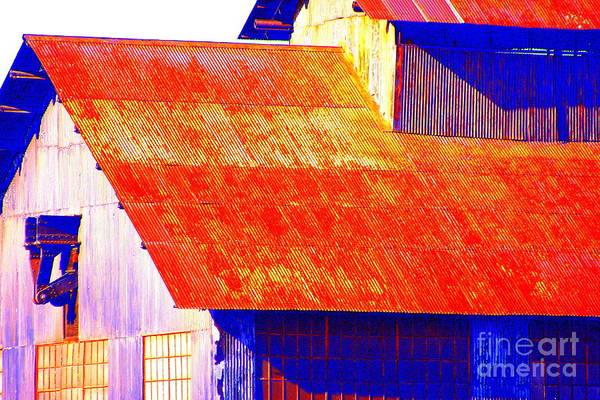 Photograph - Bethlehem Steel Series # 5 by Marcia Lee Jones