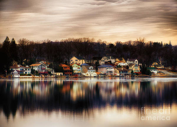 Arlington County Photograph - Betrand Island by Mark Miller