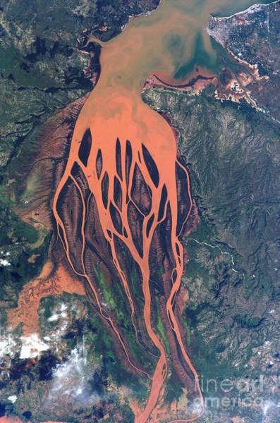Photograph - Betsiboka River Madagascar by Science Source