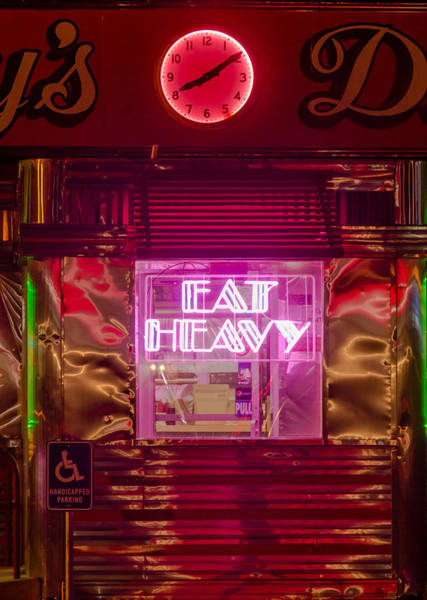 Photograph - Betsy's Diner by Jennifer Kano