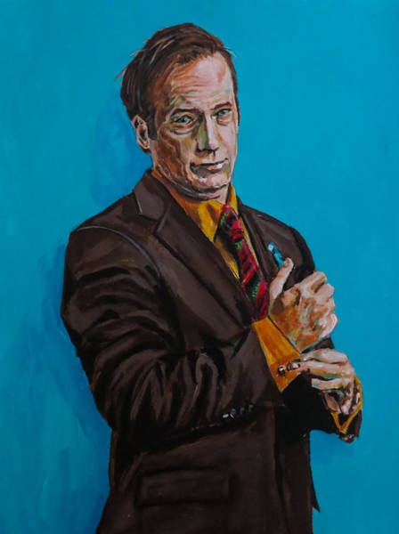 Better Call Saul Art Print