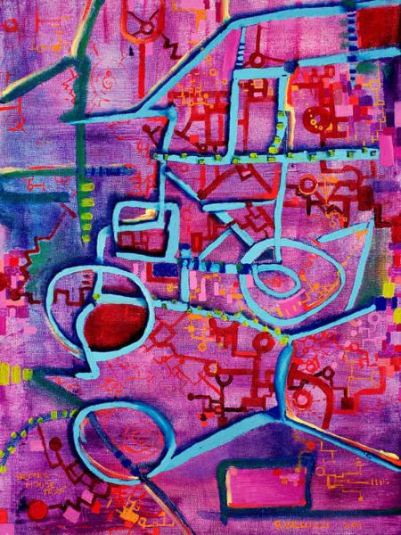 Painting - Better Mousetrap by Regina Valluzzi