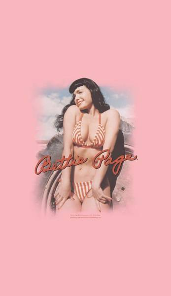 Model A Digital Art - Bettie Page - Wholesome by Brand A