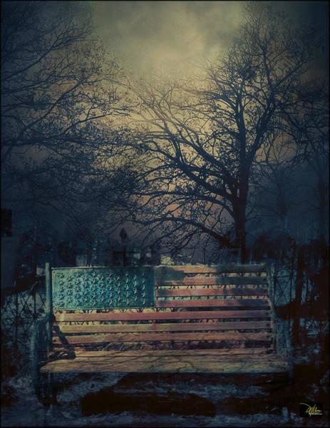 Thomas Jefferson Photograph - Between Night And Dawn by Douglas MooreZart