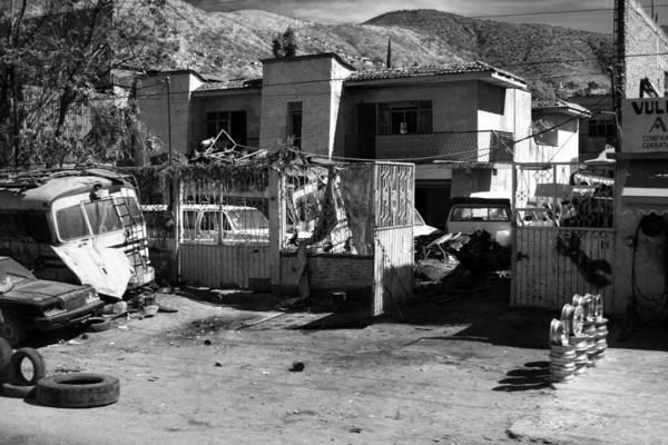 Photograph - Between Oaxaca And Puebla by Lee Santa