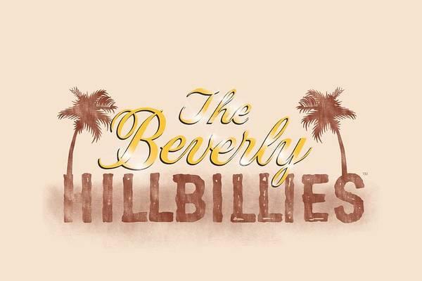 Shows Digital Art - Beverly Hillbillies - Dirty Billies by Brand A