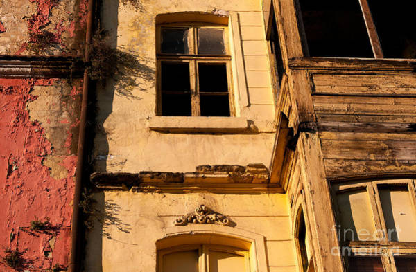Photograph - Beyoglu Old House 01 by Rick Piper Photography