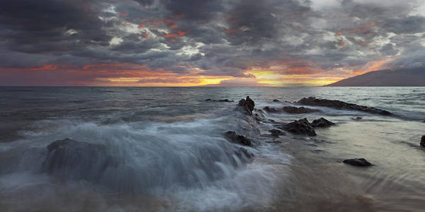 Kihei Photograph - Beyond The Sea by James Roemmling