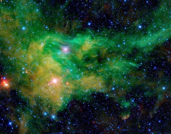 Wall Art - Photograph - Bfs 29 Nebula by Nasa/jpl-caltech/ucla/science Photo Library
