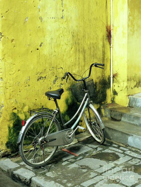 Hoi An Photograph - Bicycle 03 by Rick Piper Photography
