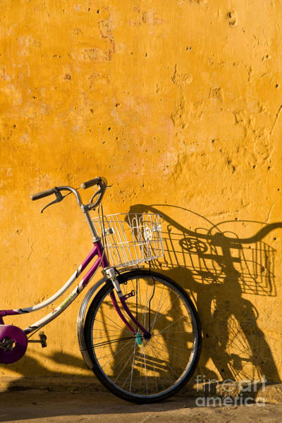 Hoi An Photograph - Bicycle 07 by Rick Piper Photography