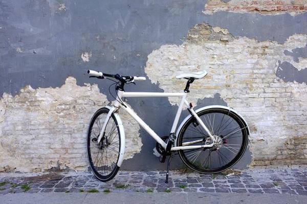 Wall Art - Photograph - Bicycle Copenhagen Denmark by John Jacquemain