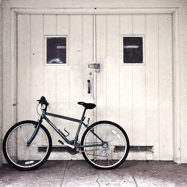 Wall Art - Photograph - Bicycle by Julie Gebhardt