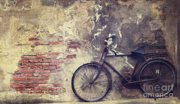 Photograph - Bicycle by Yew Kwang