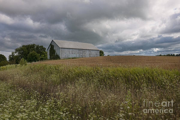 Stormcloud Photograph - Biding Time  by Sandra Bronstein