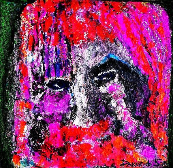 Sax Painting - Big Bad John by Darlyne Sax