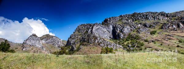 Wall Art - Photograph - Big Bar Rock Formations by Robert Bales