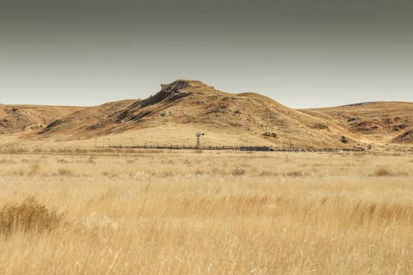 Big Basin Prairie Preserve Art Print