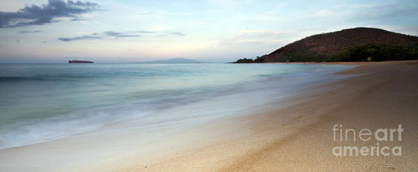 Big Island Photograph - Big Beach Makena Maui Hawaii by Dustin K Ryan