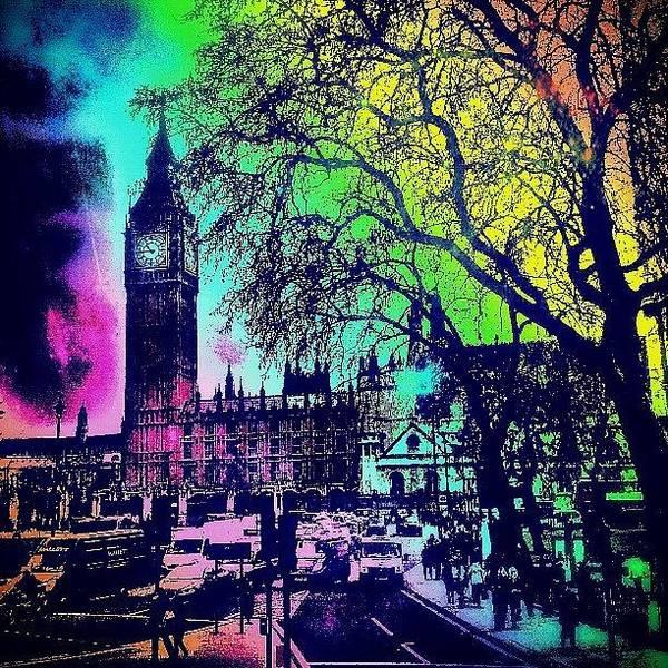 Big Ben Again!! Art Print