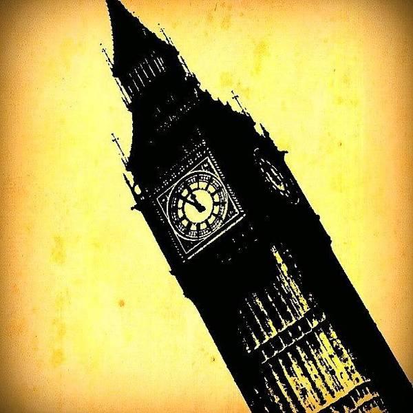 Edit Photograph - Big Ben!! by Chris Drake