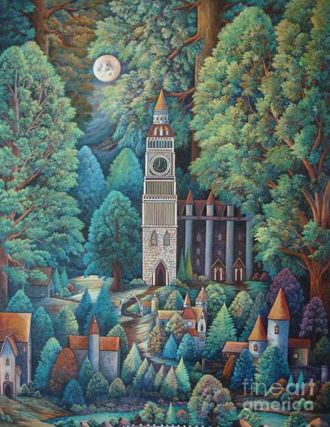 Painting - Big Ben by Greg Reichert