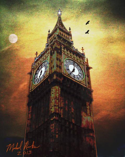 Wall Art - Photograph - Big Ben by Michael Rucker