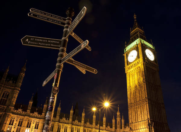 Photograph - Big Ben by Nathan Rupert