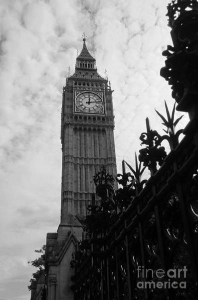 Photograph - Big Ben by Sharron Cuthbertson