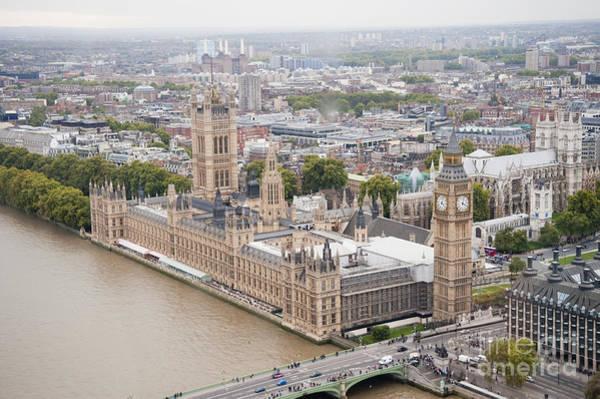 Wall Art - Photograph - Big Ben Westminster by Donald Davis