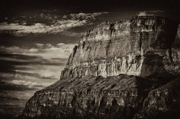 Photograph - Big Bend Cliffs by Renee Hong