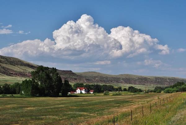 Wall Art - Photograph - Big Clouds In Colorado by David Pantuso
