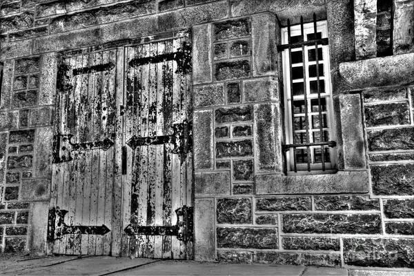 Wall Art - Photograph - Big Doors Take Big Keys by Paul W Faust -  Impressions of Light