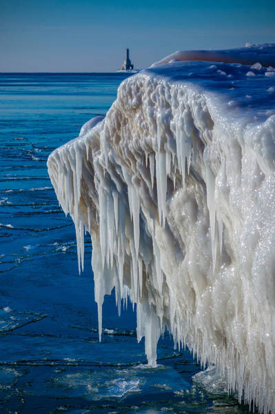 Photograph - Big Ice by James  Meyer