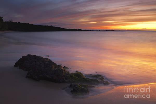 Photograph - Big Island Seascape by Charmian Vistaunet