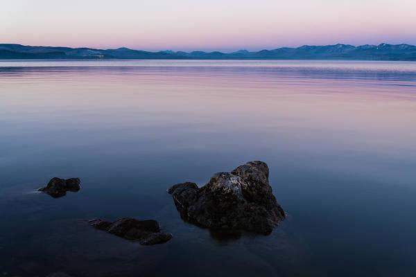 Montana Photograph - Big Lake by Kristopher Schoenleber