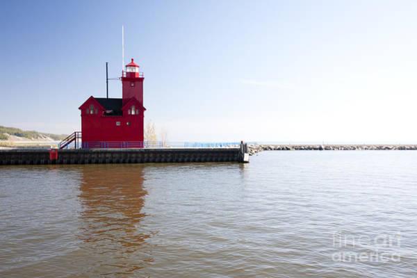Holland Mi Wall Art - Photograph - Big Red by Patty Colabuono