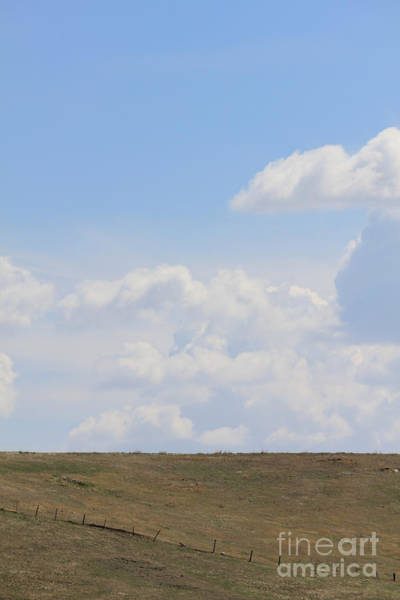 Photograph - Big Sky Calgary Country by Donna L Munro