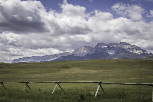 Photograph - Big Sky Country by Thomas Young