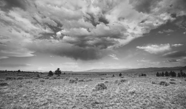 Photograph - Big Sky High Desert by Fran Riley