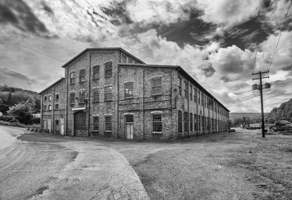 Photograph - Big Stone Warehouse  3de21106 by Guy Whiteley