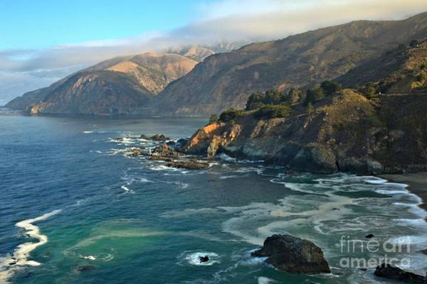 Photograph - Big Sur Afternoon by Adam Jewell