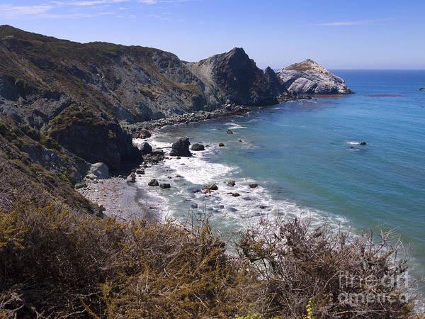 Photograph - Big Sur Coastline by Brenda Kean