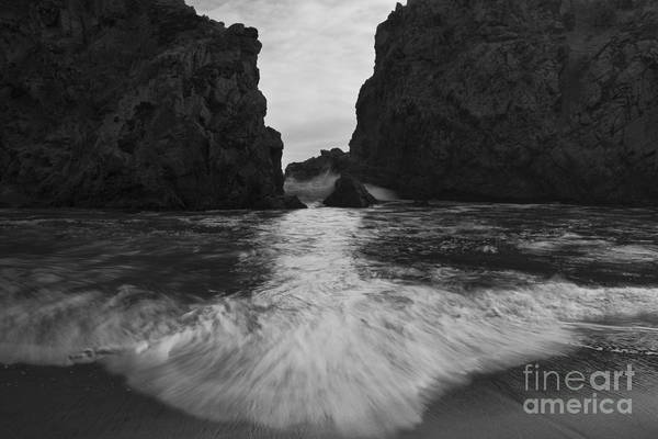 Wall Art - Photograph - Big Sur Seascape by Keith Kapple