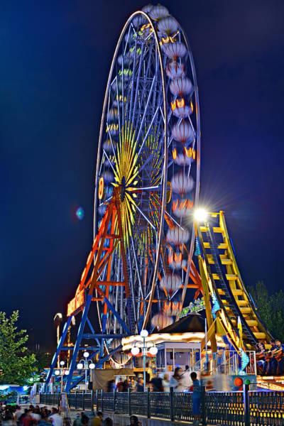 Photograph - Big Wheel by Okan YILMAZ
