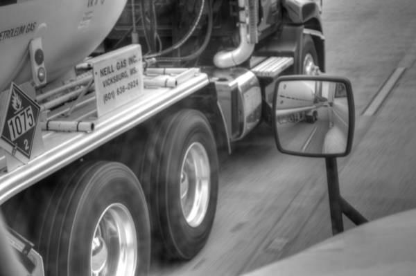 Photograph - Big Wheels Keep Turning  by Bill Hamilton