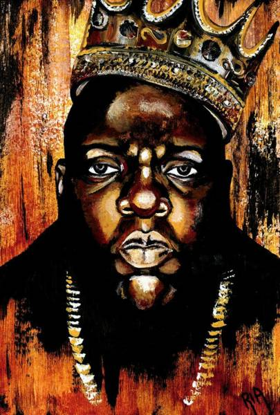 Wall Art - Photograph - Biggie by Artist RiA