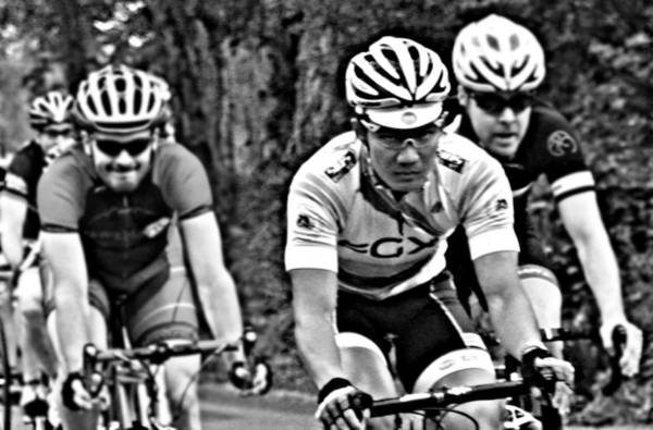 Photograph - Bike Racers by Pat Moore