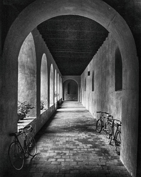 Photograph - Bikes  by Charles McKelroy