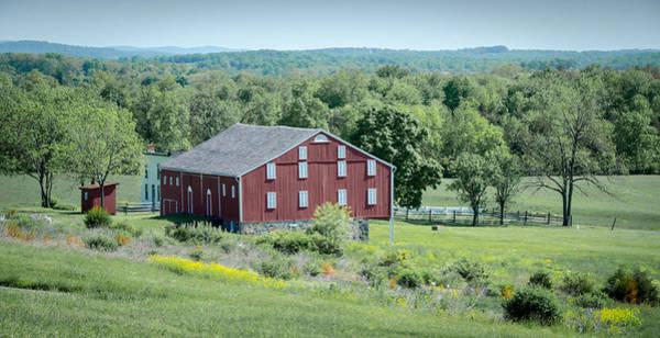 Photograph - Bilgerville Road Farm  7d02271 by Guy Whiteley